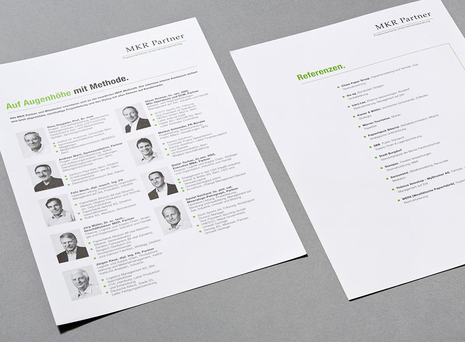 Bureau18 für MKR Partner